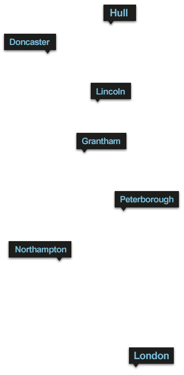 Proposed Route
