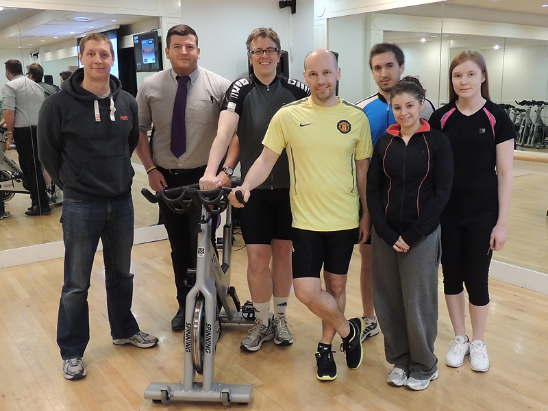 Sponsor Highlight: The Village Hotel Gym Team