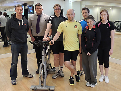 Sponsor Highlight: The Village Hotel Gym Team